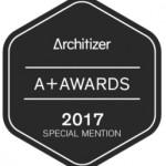 Architizer+ Award2017 Special Mention (Test)