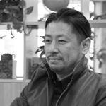 若山さん白黒2021